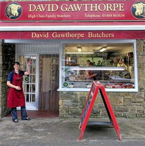David Gawthorpe