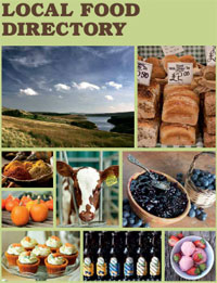 Click here to browse our local food directory 2013